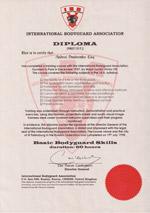 Интернациональный диплом