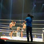 Бой за титул чемпиона М-1 CHALLANGE